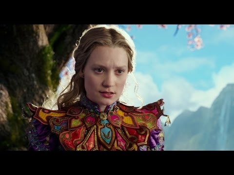 Hear Alan Rickman In His Final Film Alice Through The Looking Glass Youtube