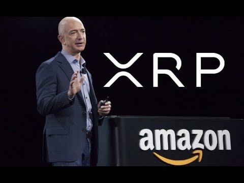Amazon And Fresh Money For Ripple XRP And Crypto