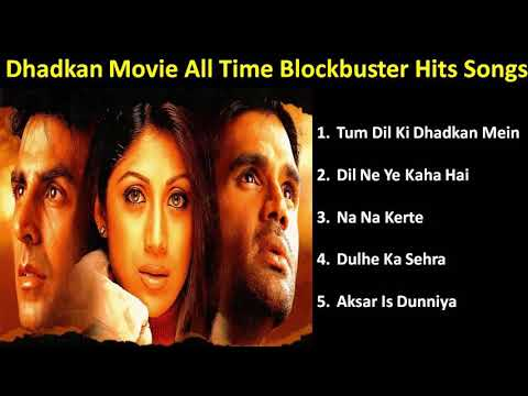 Download Dhadkan All HIts Songs