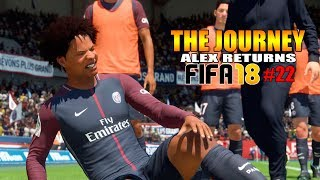 FIFA 18 THE JOURNEY #22 | FIM DA CARREIRA DO HUNTER (ALEX HUNTER RETURNS PORTUGUÊS)