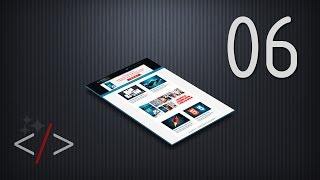 Создание сайта на HTML5 и CSS3. Урок 6