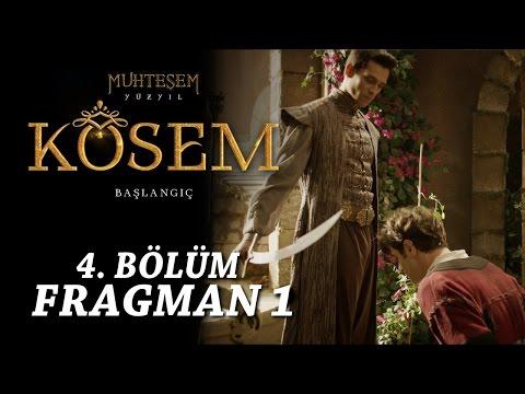 Muhteşem Yüzyıl Kösem 4. Bölüm - Fragman 1