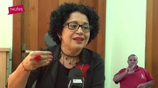 Entrevista para a TV UFES no aniversário de 65 anos da instituição