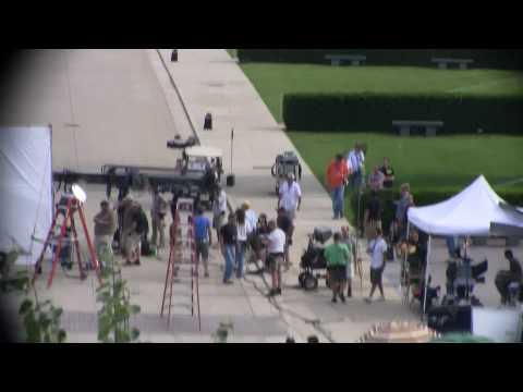 Transformers 3 Milwaukee - Film Set (pt 1)