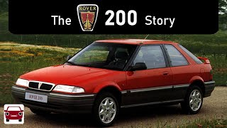 The Rover 25/200/400 Story