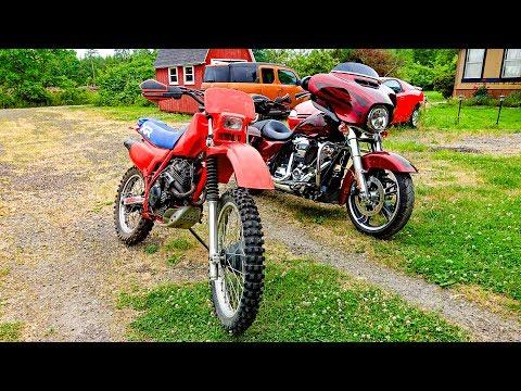 My Son Buys Me a Dirt Bike!! • Kelly's Bike Choice..! | TheSmoaks Vlog_570