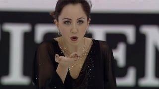 2015 Worlds - Elizaveta Tuktamysheva SP
