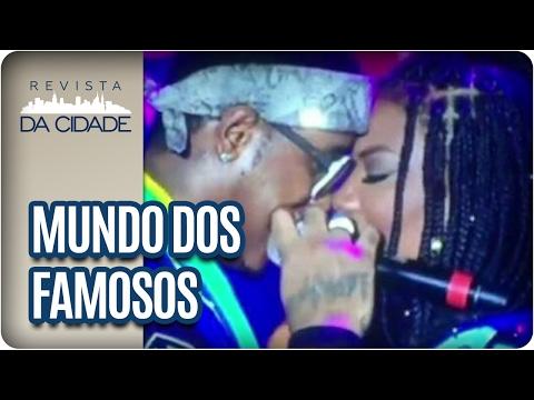 Ludmilla, Ivete Sangalo e Gretchen - Revista da Cidade (07/02/2017)