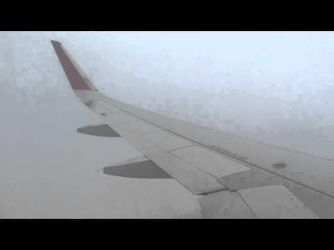 แอร์เอเชีย หาดใหญ่-เชียงใหม่ บินฝ่าก้อนเมฆ