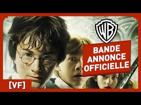 Harry Potter et la Chambre des Secrets - Bande Annonce Officielle (VF) - Daniel Radcliffe streaming vf