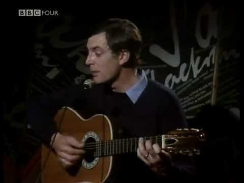 Jake Thackray - The Castleford Ladies Magic Circle (live)