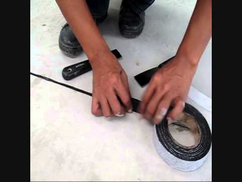 how to install compriband youtube. Black Bedroom Furniture Sets. Home Design Ideas