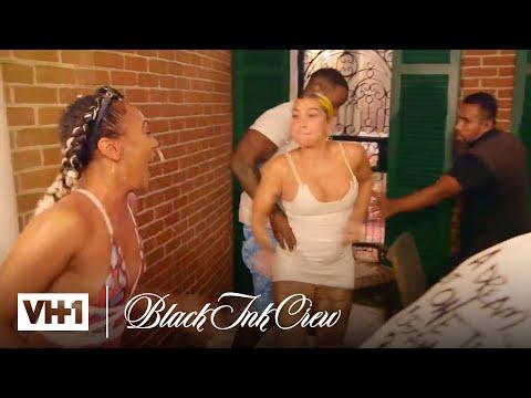 Tati Runs Up On London For Being Disrespectful! | Black Ink Crew thumbnail