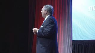 The importance of persistence: Dennis E. Murphree at TEDxSMU