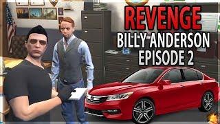 My Honda Accord Got Towed.. So I Got REVENGE!! (Epic GTA RP)