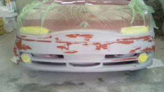 showkingcar ' FRP body work