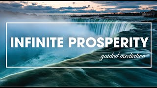 Guided Meditation for Infinite Prosperity (POWERFUL!) Wealth Frequency