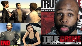 True Crime Streets of LA Gameplay Walkthrough Part 11 - Game Ending