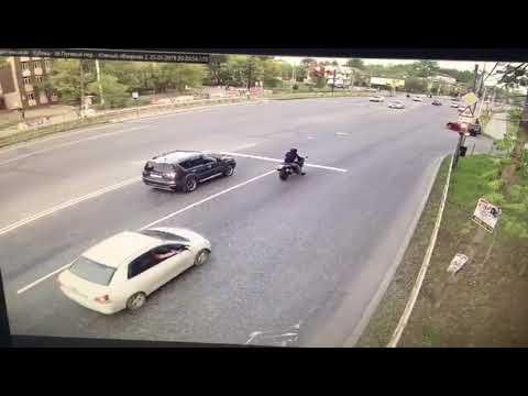 Жесть авария Хабаровск