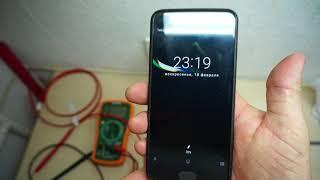 onePlus 5 разбор Dash Charge