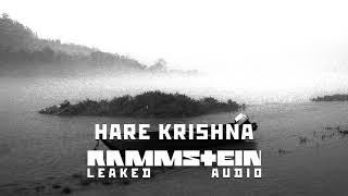Rammstein - Hare Krishna