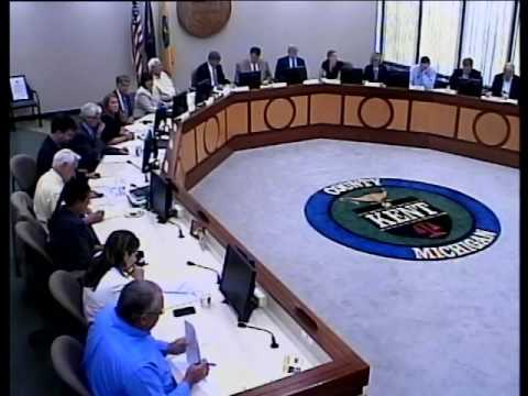 Kent County Board of Commissioners' Board Meeting - 07.28.2016