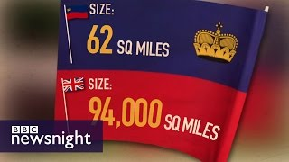 Brexit: Could Liechtenstein be a model for the UK? - BBC Newsnight