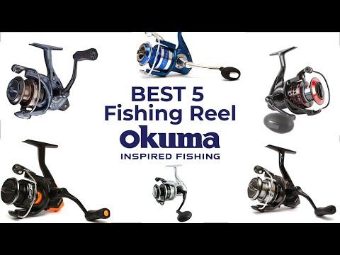 Best 5 Fishing Reel Okuma