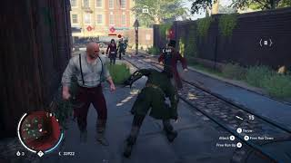 Quick Clip: Assassins Creed Syndicate Boss Lilla Graves Fight