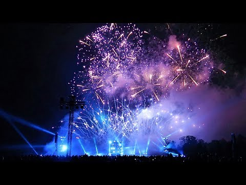 Alton Towers Fireworks 2018 Full Show