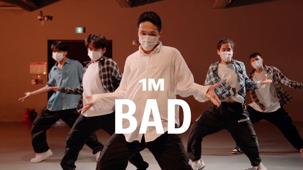 Christopher - Bad / KOOJAEMO Choreography