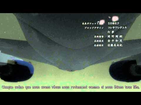 Steins;Gate Fuka Ryouiki no Déjà vu OP vostfr