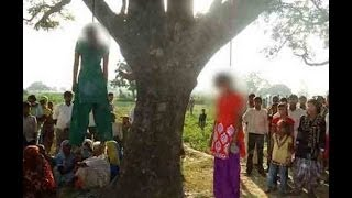 Uttar Pradesh Gang Rape: Teen Dalit Sisters Gang-Raped, Hanged From Mango Tree In India