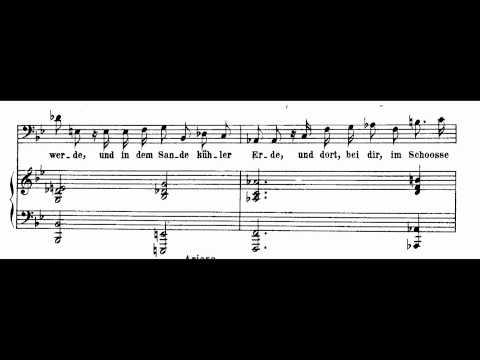 Bach BWV 82-4 Mein Gott!