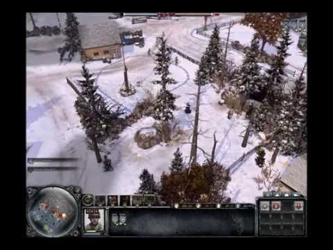 Company of Heroes 2 Western Front AMERICAN RIFLE COMPANY