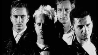 The Things You Said - Depeche Mode (with lyrics)