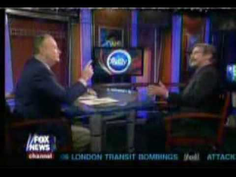 Bill O'Reilly and Geraldo Rivera angry fight Immigration