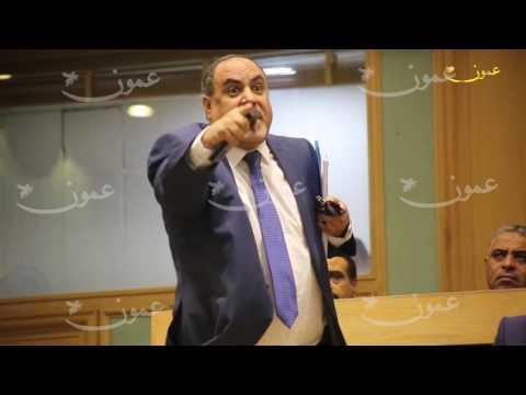 توتر شديد وانسحابات في مجلس النواب على إثر حادثة السفارة الاسرائيلية