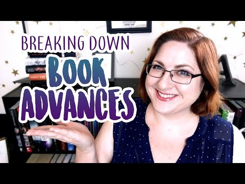 Breaking Down Book Advances - including 6 figure deals! [MONEY MONTH]