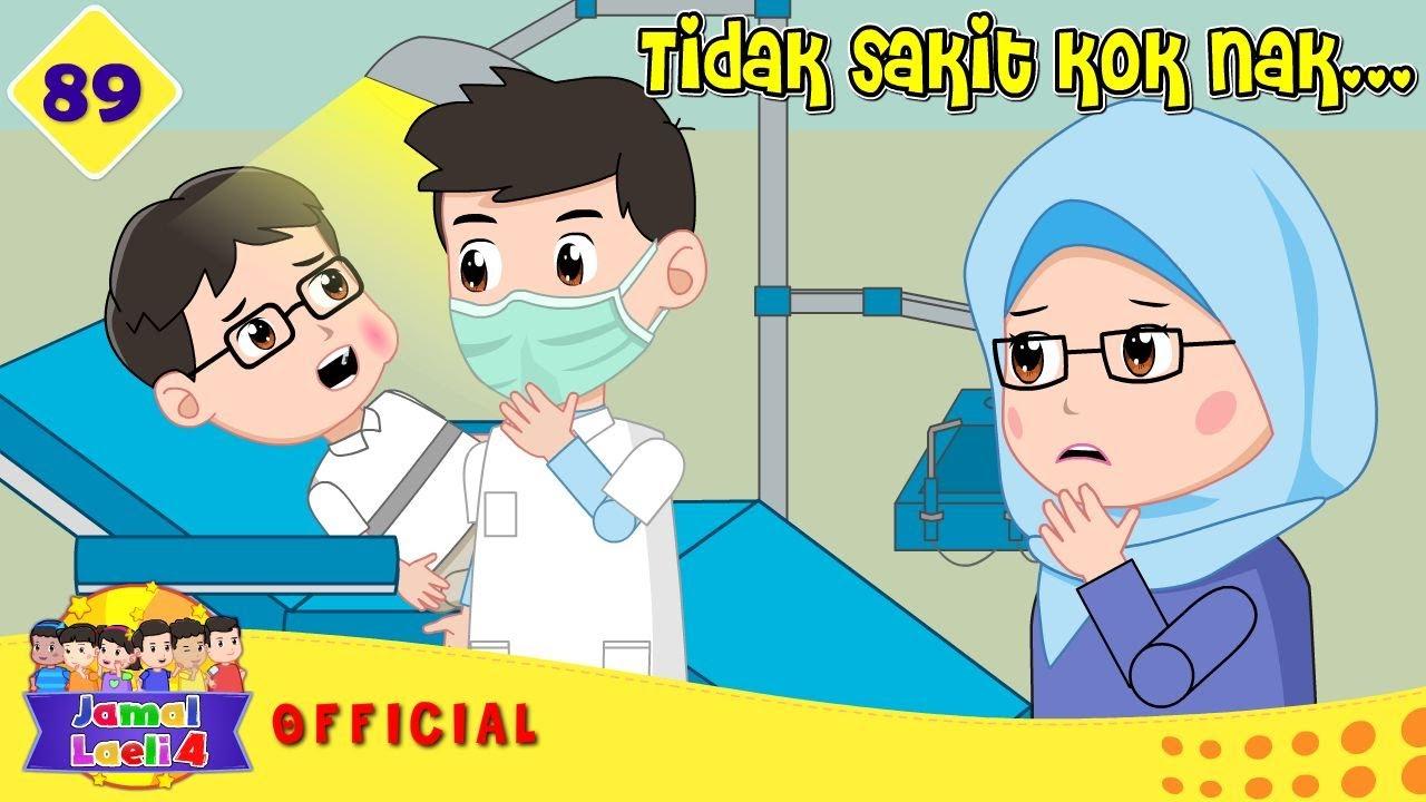 Sultan Sakit Gigi - Gara-Gara Tidak Sikat Gigi - Jamal Laeli Series Official - Dolant Kreatif