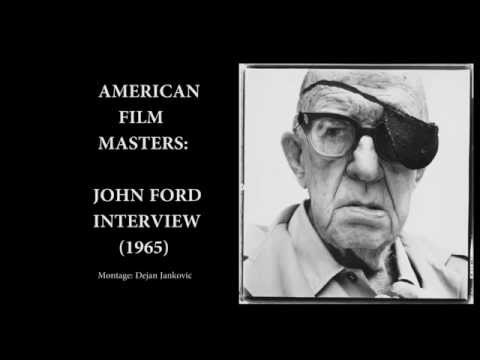 American Film Masters - John Ford TV Interview (1965)
