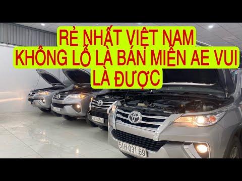 4 xe FOR.TUNER máy dầu Form mới, giá tốtnhất VN| ÔTÔ Tân Tăng 0914500068 #fortuner2017  #ototantang