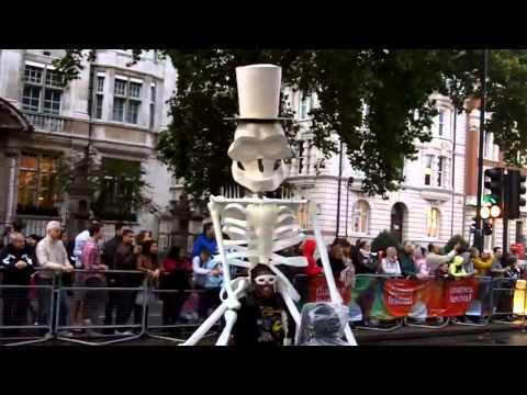 London Mayor's Thames Festival 2011