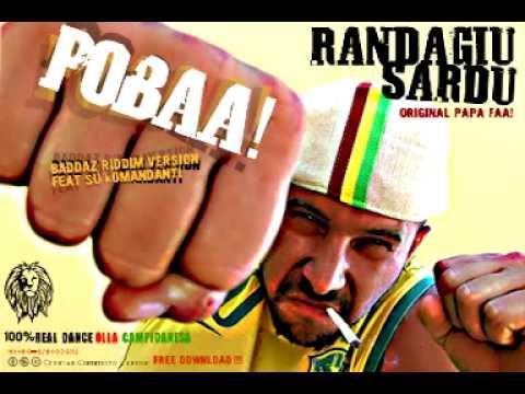 RANDAGIU SARDU feat Quilo Sa Razza - POBAA! -  NOODG001 BADDAZ VERSION
