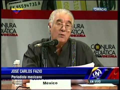 Foro Conjura Mediática: Intervención de José Carlos Fazio