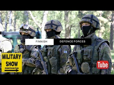 FINNISH ARMED FORCES 2017 HD