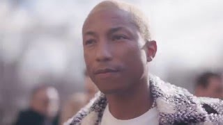 A day in the life of Pharrell Williams at Chanel during Paris Fashion Week