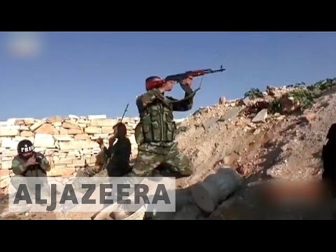 Syria's war: Foreign fighters deepen sectarian divide