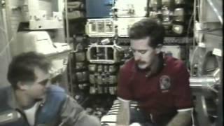 Space Shuttle Flight 89 (STS-89) Post Flight Presentation