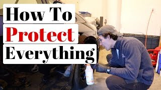 Waxing Paint, Finishing Glass, & Dressing Tires | Part 4 Exterior Detail